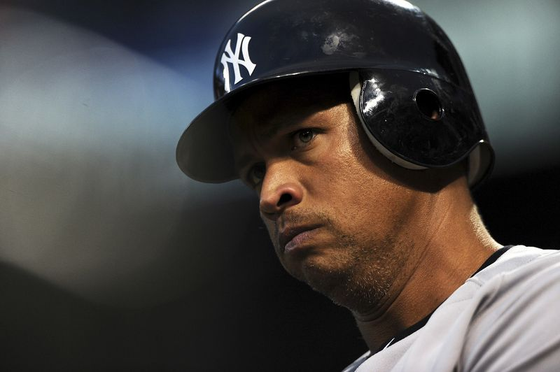 Alex rodriguez banned