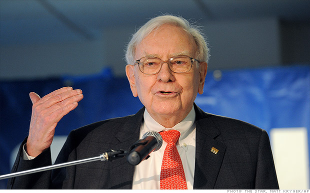 Warren buffett 2014