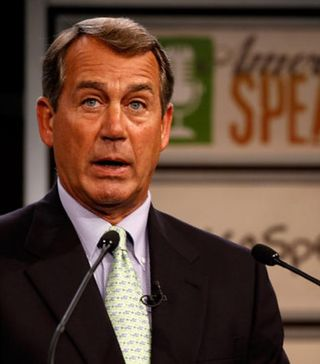 John boehner surprised