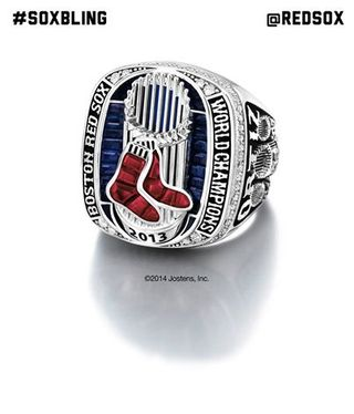 2013 red sox ring