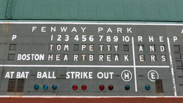 Tom petty fenway par