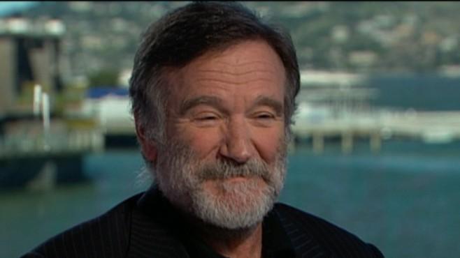 Robin williams beard