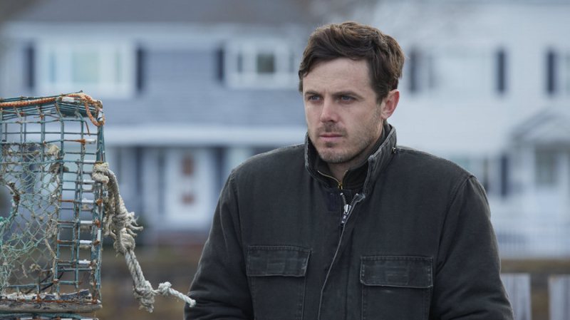 Casey Affleck January 17 2017