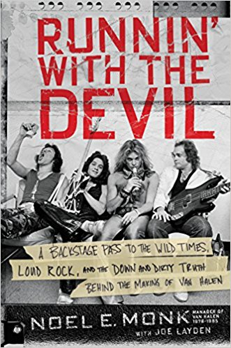 Runnin With The Devil Cover Image