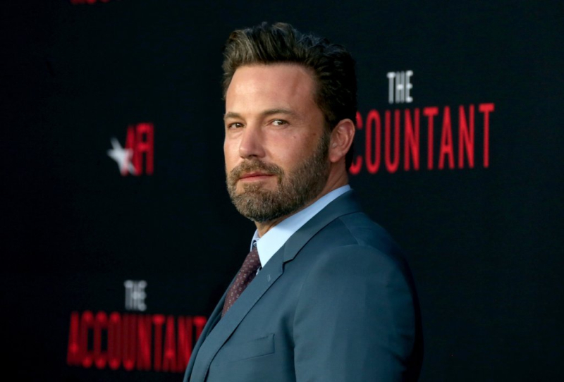 Ben Affleck The Accountant August 17 2017