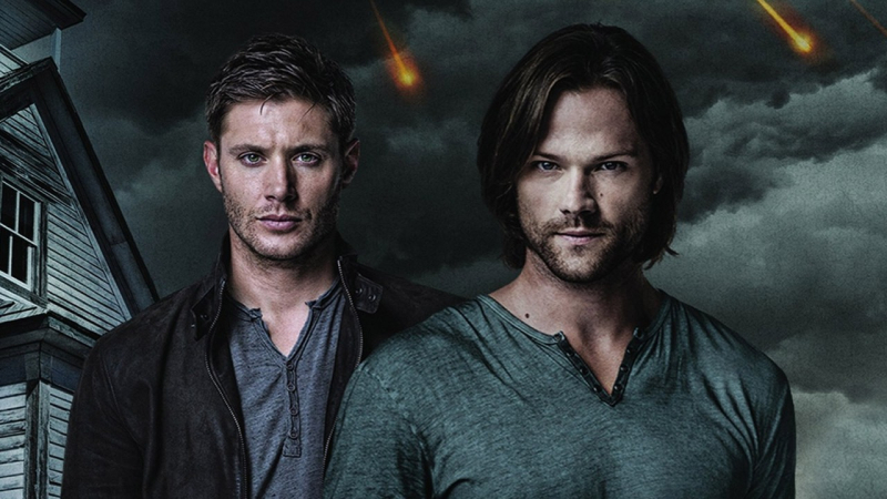 Sam and Dean Winchester November 8 2017
