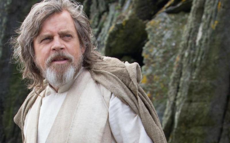 Luke Skywalker November 25 2017