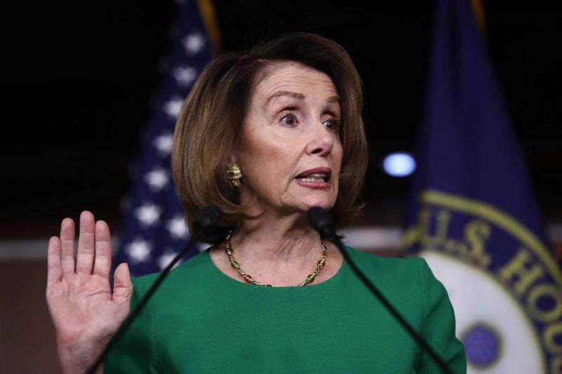Nancy Pelosi May 2 2018