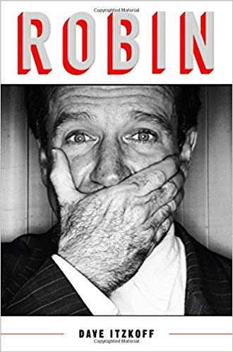 Robin Williams Book Cover 3