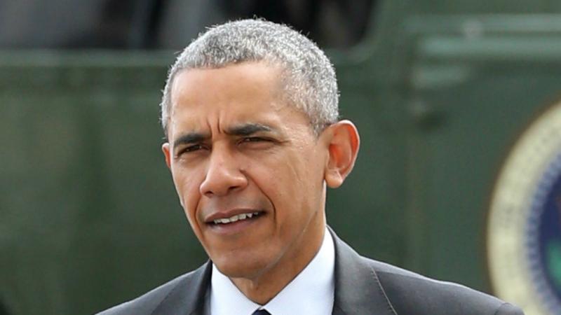 Barack Obama May 9 2018