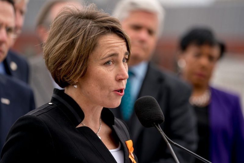 Maura Healey June 13 2018