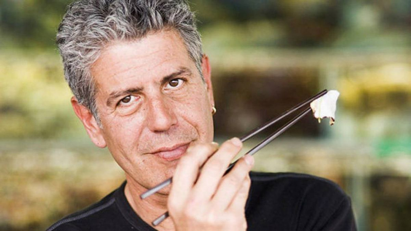 Anthony Bourdain June 19 2018
