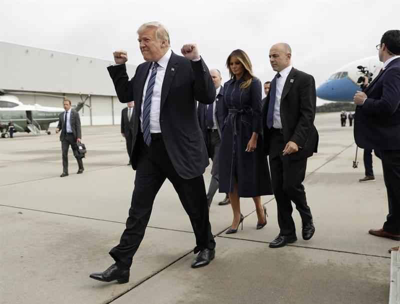 Donald Trump September 12 2018
