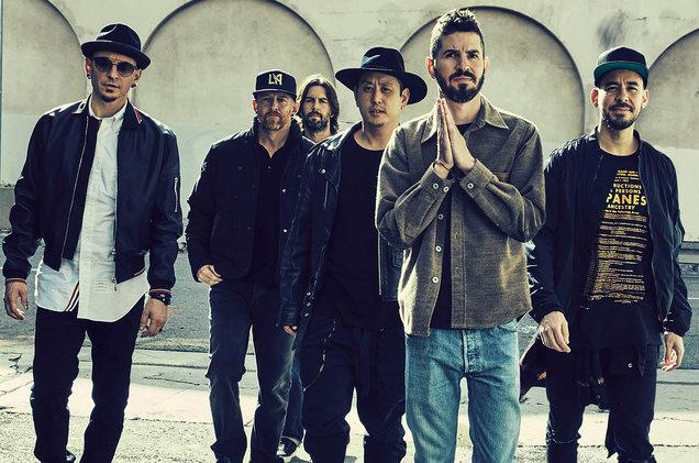 Linkin Park November 9 2018