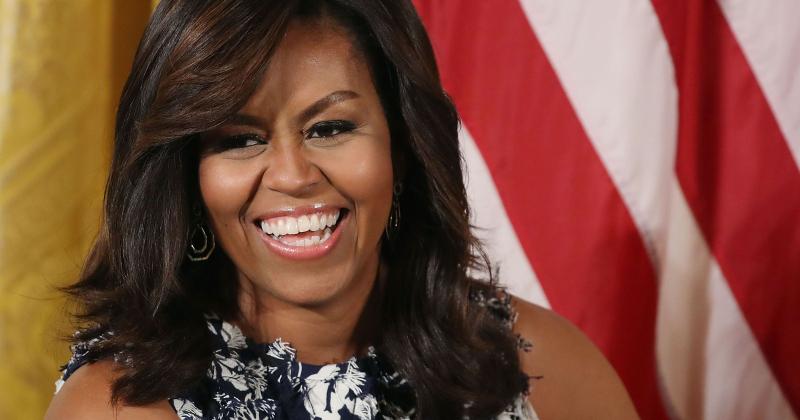 Michelle Obama September 13 2018