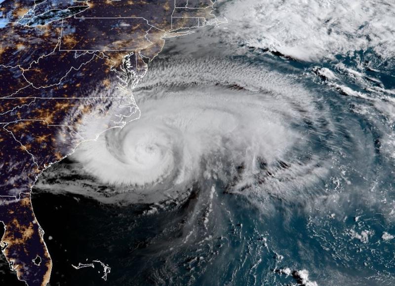 Hurricane Florence September 14 2018