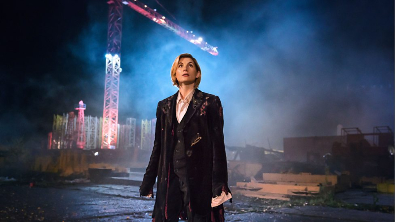 Doctor Who The Woman Who Fell to Earth October 7 2018