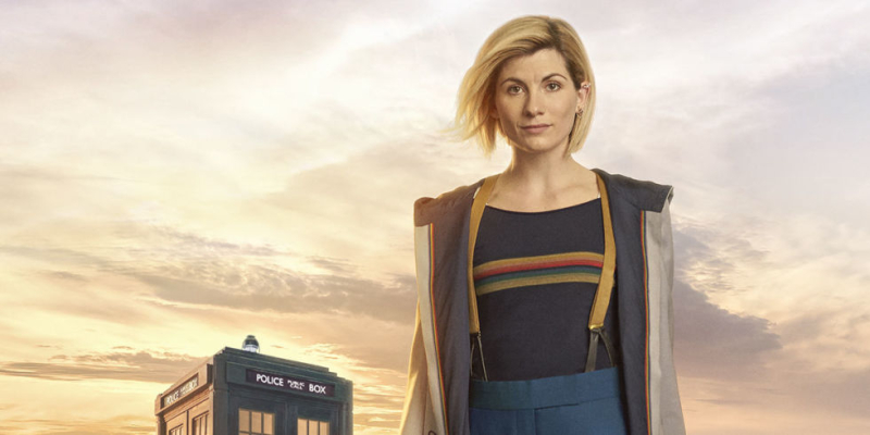 Doctor Who Jodie Whittaker June 14 2018