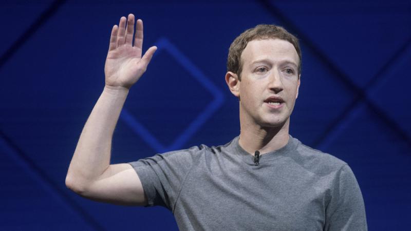 Mark Zuckerberg July 8 2018