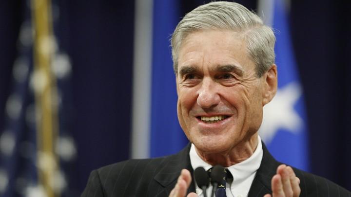 Robert Mueller December 4 2018