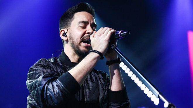 Mike Shinoda August 7 2018