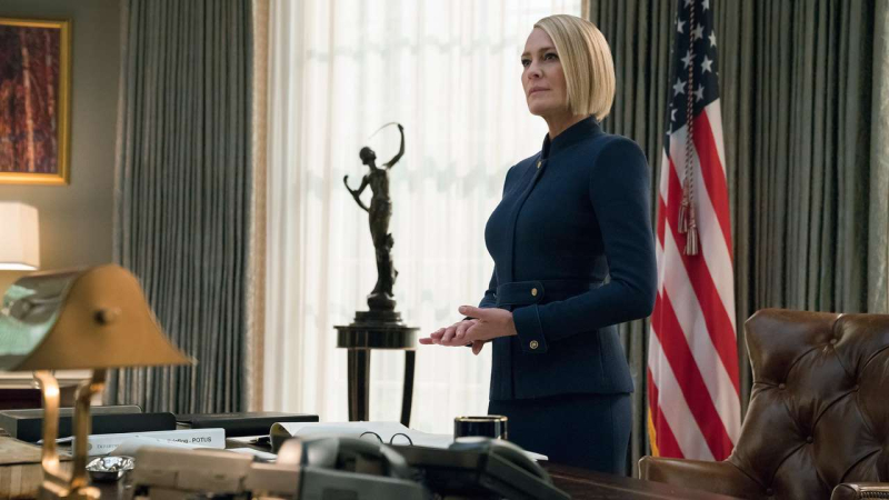 House of Cards August 8 2018