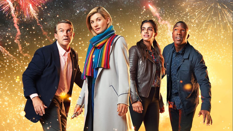 Doctor Who Resolution December 18 2018