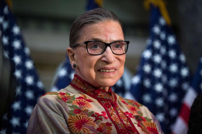 Ruth Bader Ginsburg December 23 2018