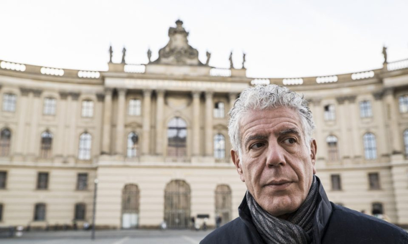 Anthony Bourdain September 10 2018