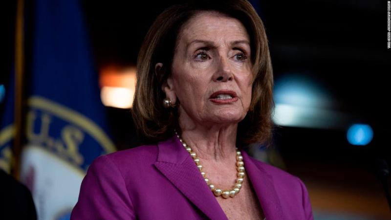 Nancy Pelosi November 7 2018