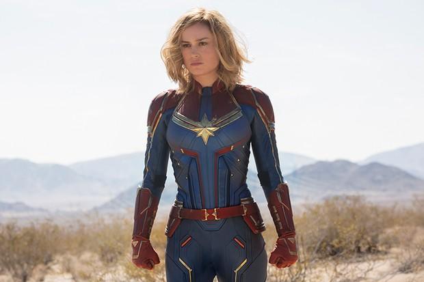 Brie Larson March 11 2019