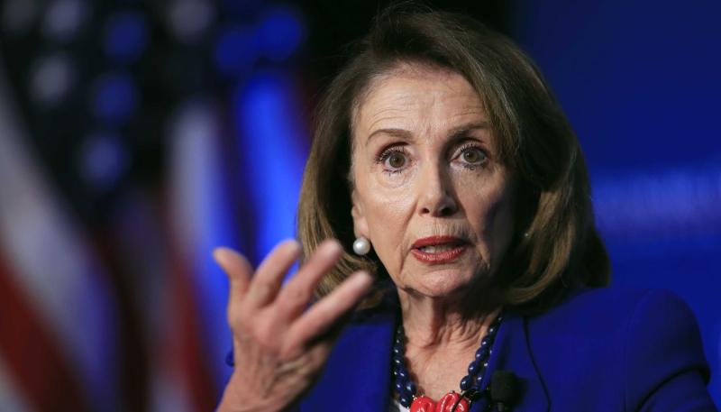 Nancy Pelosi March 12 2019