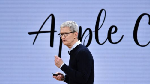 Tim Cook March 27 2019