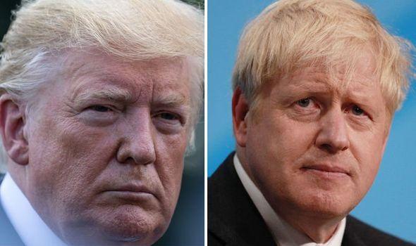 Boris-Johnson-and-Donald-Trump July 23 2019
