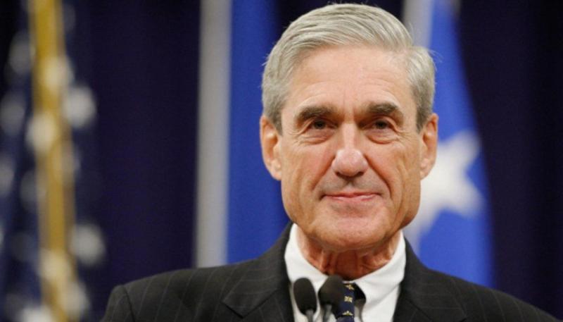 Robert Mueller March 23 2019