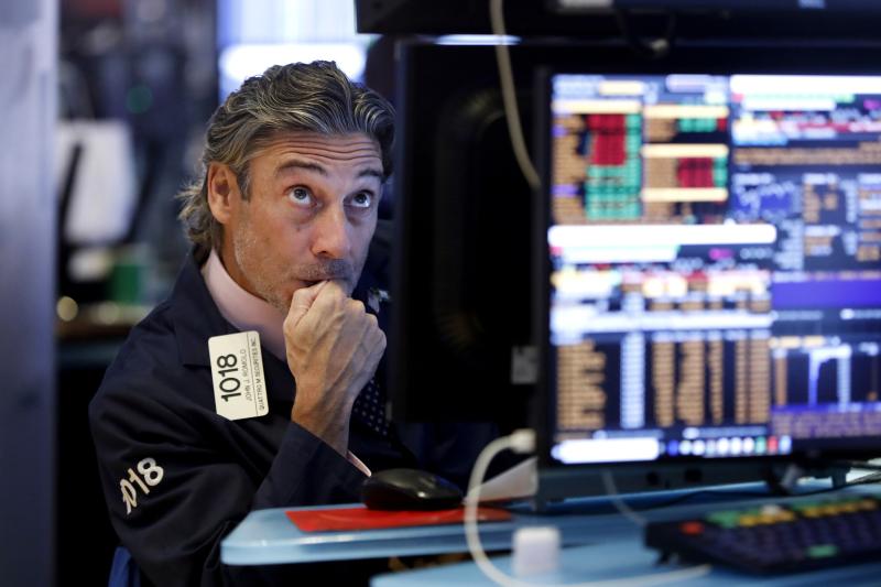 Stock Market August 15 2019