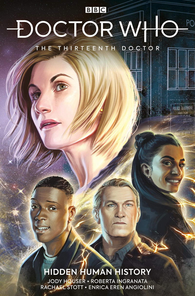Doctor Who The Thirteenth Doctor Volume 2 August 29 2019
