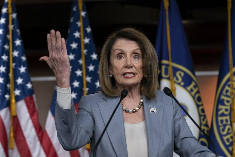 Nancy Pelosi May 13 2019