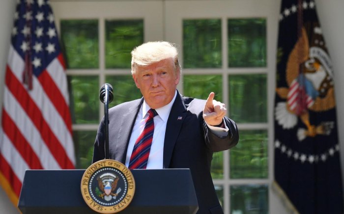 Donald Trump May 17 2019