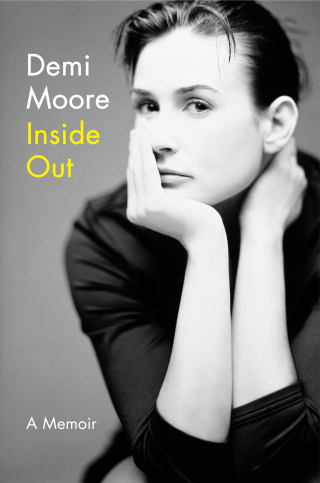 Demi Moore Inside Out Cover