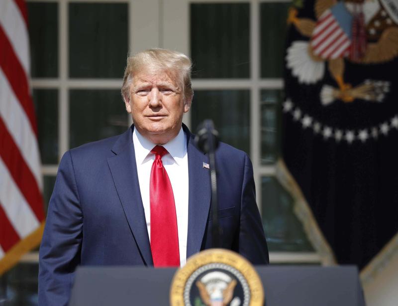 Donald Trump July 30 2019