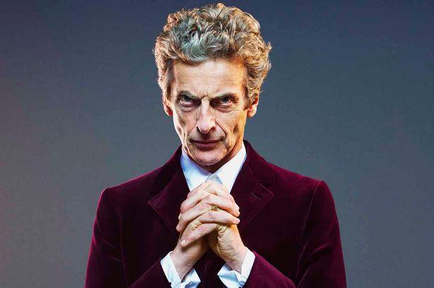 Peter Capaldi August 19 2019