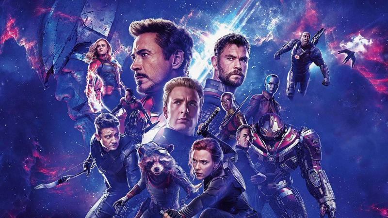 Avengers Endgame April 16 2019