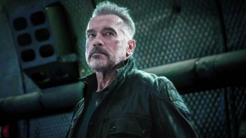 Arnold Schwarzenegger August 30 2019