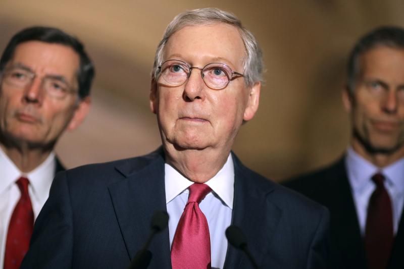 Mitch McConnell May 29 2019