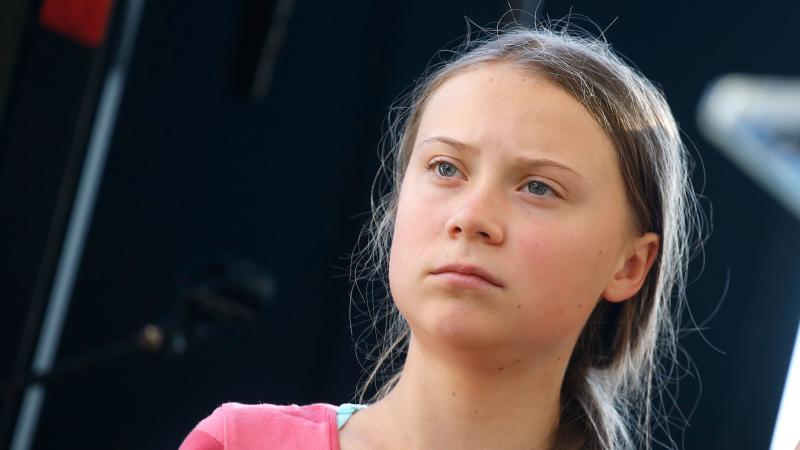 Greta Thunberg September 24 2019