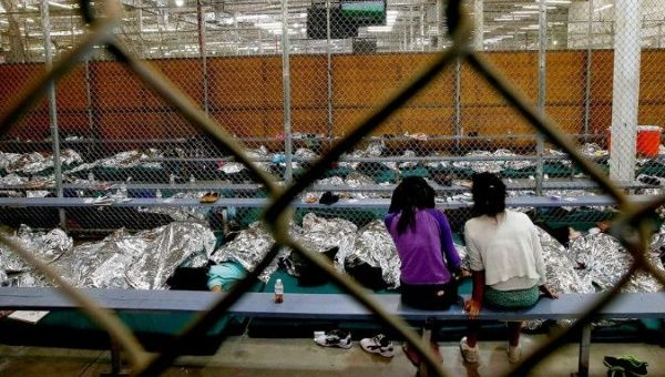 US Concentration Camp June 23 2019