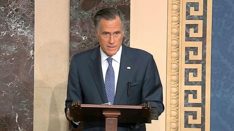 Mitt Romney February 6 2020