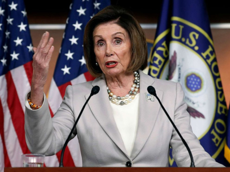 Nancy Pelosi October 29 2019