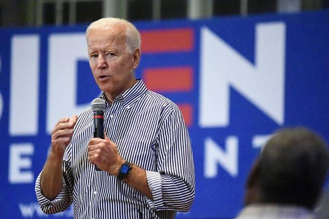 Joe Biden August 30 2019